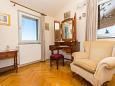 Seget Vranjica, Bedroom 3 u smještaju tipa apartment, dostupna klima i WIFI.