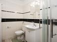 Bathroom - Apartment A-6098-b - Apartments Brodarica (Šibenik) - 6098