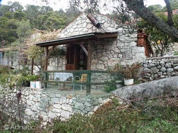 Property Babine Kuće (Mljet) - Accommodation 610 - Apartments near sea with rocky beach.