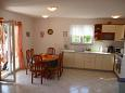 Dining room - Apartment A-6109-b - Apartments Petrčane (Zadar) - 6109