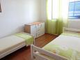 Bedroom 3 - Apartment A-6112-a - Apartments Uvala Tvrdni Dolac (Hvar) - 6112