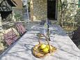 Courtyard Seget Vranjica (Trogir) - Accommodation 6115 - Vacation Rentals in Croatia.