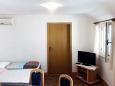 Living room - Apartment A-6117-b - Apartments Vinišće (Trogir) - 6117
