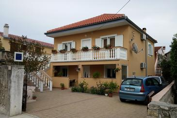 Property Nin (Zadar) - Accommodation 6125 - Apartments near sea with sandy beach.