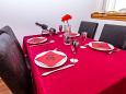 Zadar, Dining room u smještaju tipa apartment, WIFI.
