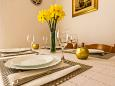 Dining room - Apartment A-6128-b - Apartments Zadar (Zadar) - 6128