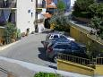 Parking lot Zadar (Zadar) - Accommodation 6128 - Apartments with pebble beach.