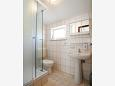 Bathroom - Studio flat AS-6131-c - Apartments Sukošan (Zadar) - 6131