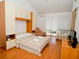 Bedroom - Studio flat AS-6131-c - Apartments Sukošan (Zadar) - 6131