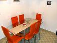 Dining room - Apartment A-6135-b - Apartments Grebaštica (Šibenik) - 6135
