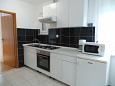 Kitchen - Apartment A-6141-b - Apartments Ljubač (Zadar) - 6141