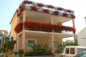 Property Vodice (Vodice) - Accommodation 6148 - Apartments in Croatia.