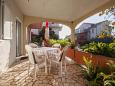 Terrace - Apartment A-6150-b - Apartments Brodarica (Šibenik) - 6150