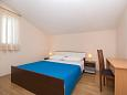 Bedroom 1 - Apartment A-6162-c - Apartments Posedarje (Novigrad) - 6162