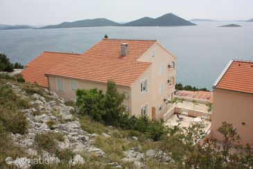Property Drage (Biograd) - Accommodation 6171 - Apartments near sea.