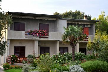 Property Sukošan (Zadar) - Accommodation 6176 - Apartments near sea with pebble beach.
