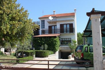 Property Vodice (Vodice) - Accommodation 6179 - Apartments with pebble beach.