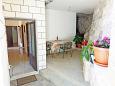 Terrace 3 - Apartment A-618-a - Apartments Prožurska Luka (Mljet) - 618
