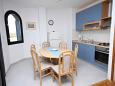 Kožino, Dining room u smještaju tipa apartment, WIFI.