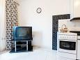 Living room - Studio flat AS-6184-a - Apartments Kožino (Zadar) - 6184
