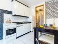 Kitchen - Studio flat AS-6184-a - Apartments Kožino (Zadar) - 6184