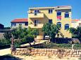 Property Posedarje (Novigrad) - Accommodation 6190 - Apartments near sea with pebble beach.