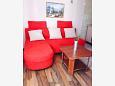 Living room - Apartment A-6198-a - Apartments Podgradina (Novigrad) - 6198