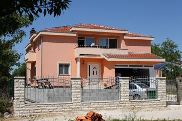 Property Zemunik Donji (Zadar) - Accommodation 6206 - Apartments with pebble beach.