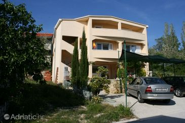 Property Rtina - Miočići (Zadar) - Accommodation 6210 - Apartments near sea with pebble beach.