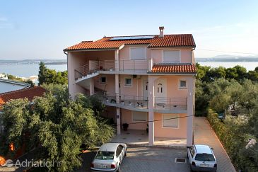 Property Tkon (Pašman) - Accommodation 6215 - Apartments near sea with sandy beach.