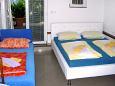 Bedroom - Studio flat AS-6228-a - Apartments Biograd na Moru (Biograd) - 6228