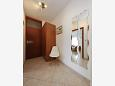 Hallway - Apartment A-6229-a - Apartments Sukošan (Zadar) - 6229