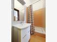 Bathroom - Studio flat AS-6229-a - Apartments Sukošan (Zadar) - 6229