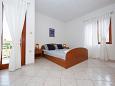 Bedroom - Studio flat AS-6229-c - Apartments Sukošan (Zadar) - 6229
