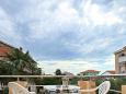 Terrace - view - Studio flat AS-6229-c - Apartments Sukošan (Zadar) - 6229