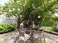 Courtyard Sukošan (Zadar) - Accommodation 6229 - Apartments near sea with pebble beach.