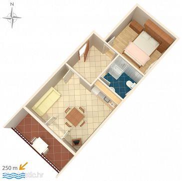 Apartment A-6231-a - Apartments Srima - Vodice (Vodice) - 6231