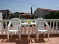 Terrace - Studio flat AS-6237-a - Apartments Tribunj (Vodice) - 6237