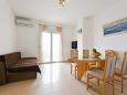 Living room - Apartment A-6244-a - Apartments Ljubač (Zadar) - 6244