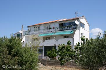 Property Tribunj (Vodice) - Accommodation 6247 - Apartments with pebble beach.