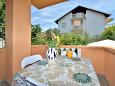 Balcony 4 - Apartment A-6268-c - Apartments Zadar - Diklo (Zadar) - 6268