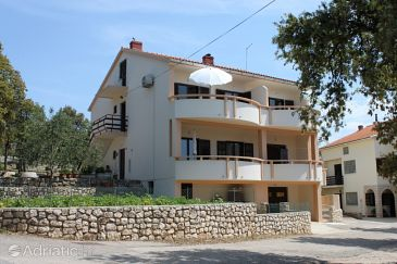 Property Mulobedanj (Pag) - Accommodation 6275 - Apartments near sea with pebble beach.