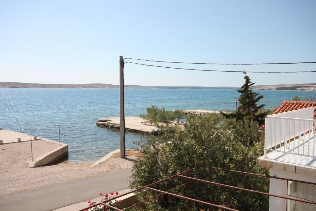 Ubytovanie na pláži v meste Kustići - 6288