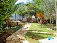 Povljana, Pag, Courtyard 6295 - Apartments with sandy beach.