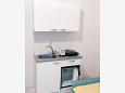 Kitchen - Studio flat AS-6319-c - Apartments Stara Novalja (Pag) - 6319