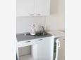 Kitchen - Studio flat AS-6319-d - Apartments Stara Novalja (Pag) - 6319