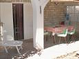 Terrace - Apartment A-6323-b - Apartments Vir (Vir) - 6323