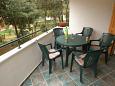 Petrčane, Terrace 1 u smještaju tipa apartment, WIFI.