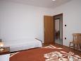 Bedroom 2 - Apartment A-6346-c - Apartments Kustići (Pag) - 6346