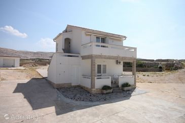 Property Kustići (Pag) - Accommodation 6347 - Apartments near sea.
